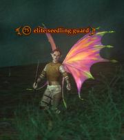 Elite seedling guard