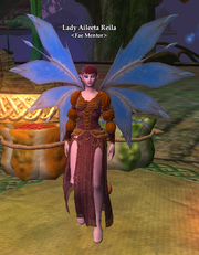 Lady Aileeta Reila