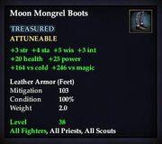 Moon Mongrel Boots