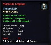 Moontide Leggings