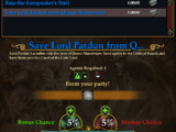 Overseer Quest: Save Lord Pardun from Queen Marrowjaw