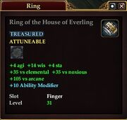 Ring of the House of Everling