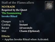 Staff of the Flamecallers