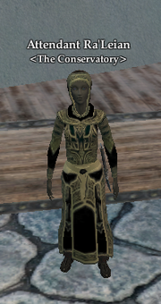 Attendant Ra'Leian