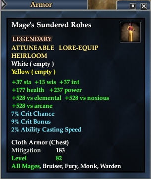 mage s sundered robes everquest 2 wiki fandom powered by wikia
