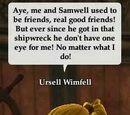 Ursell Wimfell