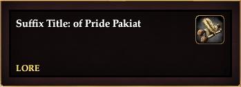 Pride Pakiat