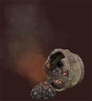Spilled-kaladim-coals