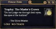 The Master's Crown
