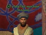 A Maj'Dul merchant