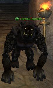 A Yarpsnarl marauder