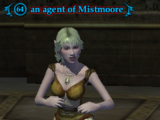 An agent of Mistmoore