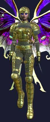 Fearless Bravado Arasai (female)
