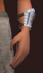 Forest Stalker's Wristguard of the Citadel (Equipped)