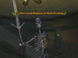 The Cursed Remains of Shiela Everling