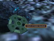 Charm of Greater Acquiesce