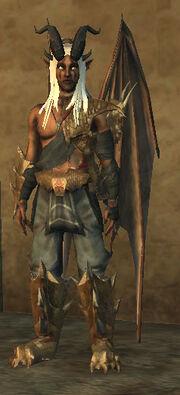 Nevanon-mercenary