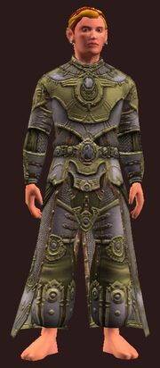 Sanctus Seru Formal Garb worn