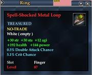 Spell-Shocked Metal Loop