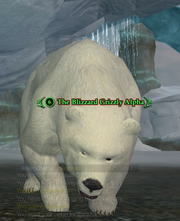 The Blizzard Grizzly Alpha