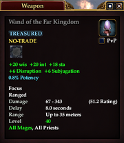 Wand of the Far Kingdom