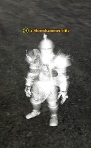 A Stormhammer elite