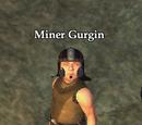Miner Gurgin