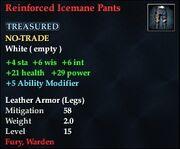 Reinforced Icemane Pants