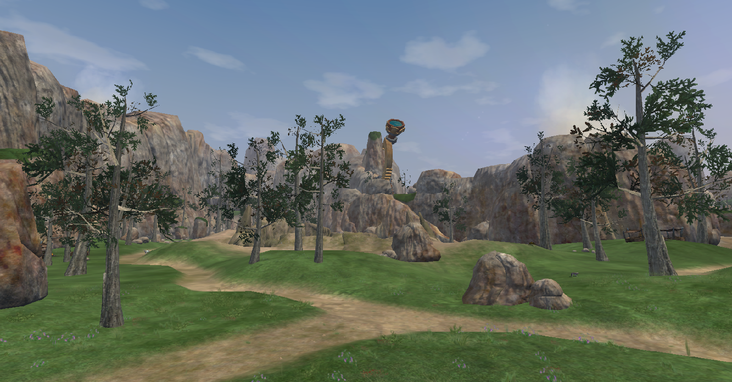 Steamfont Mountains | EverQuest 2 Wiki | FANDOM powered by Wikia