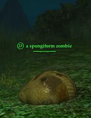 A spongiform zombie (Antonica)