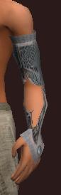 Hanshi's Balanced Arm Wraps (Equipped)