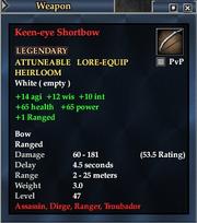 Keen-eye Shortbow