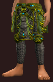 Vesspyr Workman's Green Pants (Equipped)