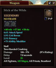 Stick of the Wilds