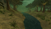 The Anaconda River