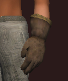 Beguiler's Gloves of Intelligence (Equipped)