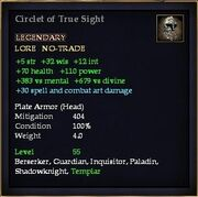 Circlet of True Sight