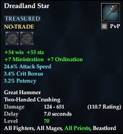 Dreadland Star