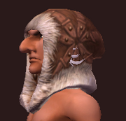 Evoker's Hat (Equipped)