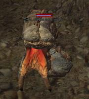 A rubble eater magus