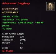 Ashweaver Leggings