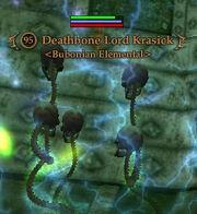 Deathbone Lord Krasick