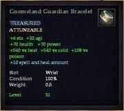 Gnomeland Guardian Bracelet