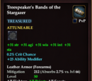 Treespeaker's Bands of the Stargazer