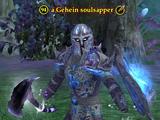 A Gehein soulsapper