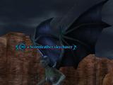 A Scornfeather skychaser