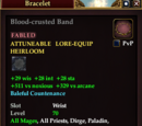 Blood-crusted Band