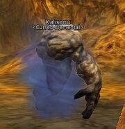 Kalisonu Cursed Elemental