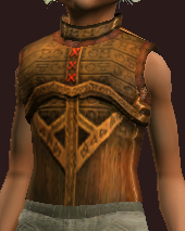 Sacrosanct Breastplate of the Exarch (Equipped)