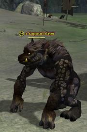 A Yarpsnarl slayer